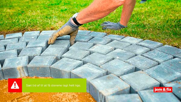 Moderne Byg dit eget bålsted i haven | jem & fix LX69